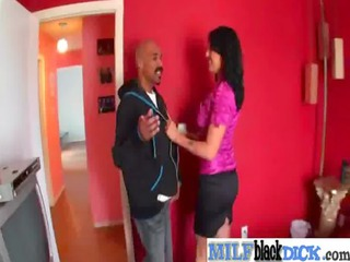 adorable angel own drilled by brown cock vid-35