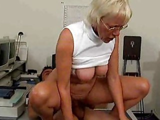 old but busty desperate angel