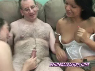 cougar gorgeous sharing a libido with a latino