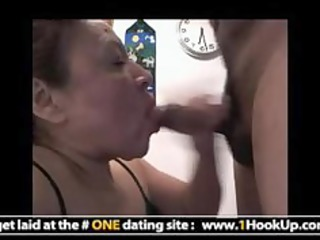 latin grown-up hookup obtains her throat