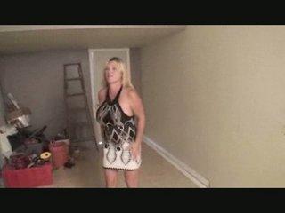 construction worker copulates woman