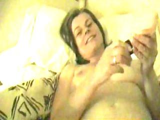 woman lets me film her masturbate