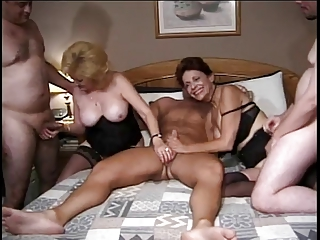hot piercing grannies cave foxx and crimson like