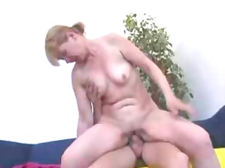 enormously mature fuck