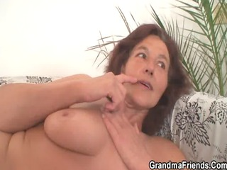 two horny friends bang elderly