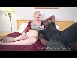 elderly angel into sperm mixed video