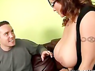 elea notty loves going after uneasy shaft stud
