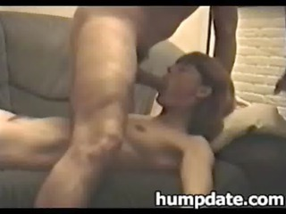 housewife takes jizzed into her mouth