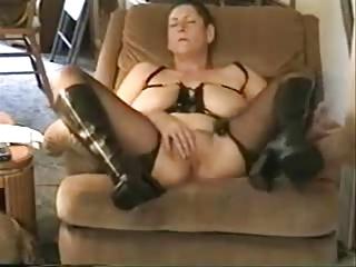 amateur. old pervert grandma dildoing
