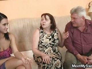 innocent chick is seduced by her boyfriends
