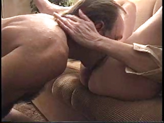 housewife licked then banged on sofa(by edquiss)