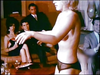 hot wifes striptease: wife swappers (1965