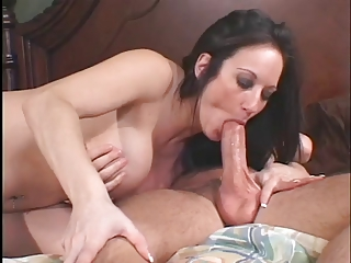 mature babe stephanie swallows. sperm