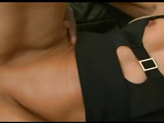 old claudia gang-banged by a vibrator and a bbc