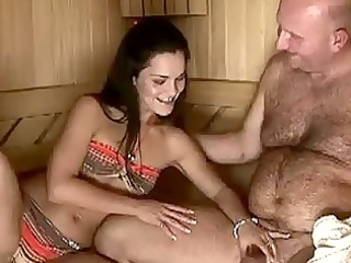 sandra rodriguez obtains fucked by grandpa