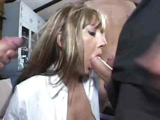 british milf three penetration
