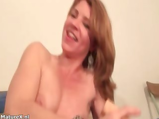 nasty mature girl goes crazy riding part5