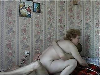 russian woman guy