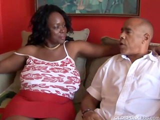 horny mature ebony bbw likes to suck libido