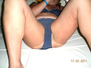 my slutty panties