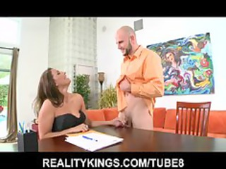desperate slut employer needs proof of big libido