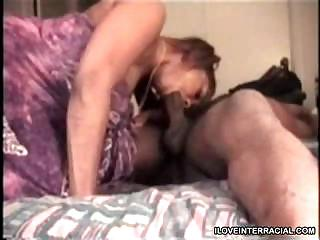 ebony maiden gives great head