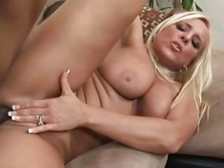 cougar albino having interracial fuck