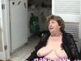 desperate grandma sucking inflexible clean cock