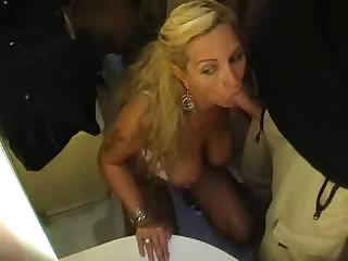 mature female obtains giant dick inside her mouth