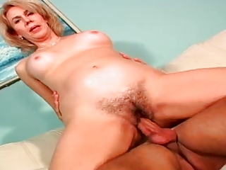 bushy grown-up likes anal by troc