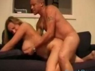 giant tits lady licks cock later obtains banged